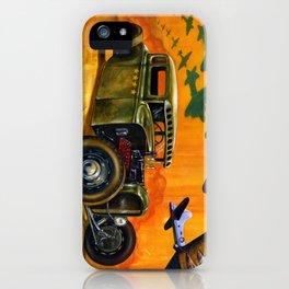 Pride of the fleet iPhone Case