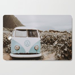 van life v Cutting Board