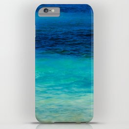 SEA BEAUTY iPhone Case