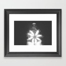 """Wonders on a water"" Framed Art Print"