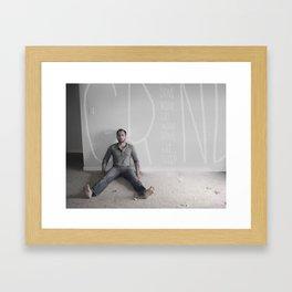 The Daily Grind Framed Art Print
