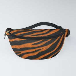 Ripped SpaceTime Stripes - Orange Fanny Pack
