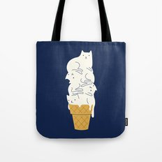 Meowlting Tote Bag