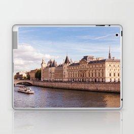 Paris Seine River Laptop & iPad Skin