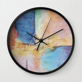 Unfathomable Wall Clock