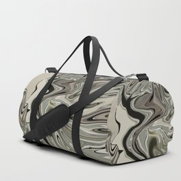 Lady born wild and free Duffle Bag