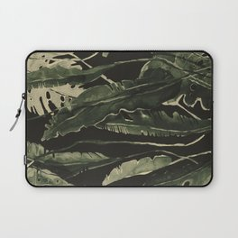 Topical Night Nature Laptop Sleeve