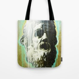 HOLYGHOSTFACE Tote Bag