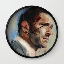 Luci Wall Clock