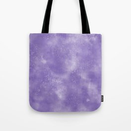 Abstract Watercolor in Ultra Violet Pantone color of year 2018 Tote Bag