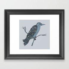 The Rook Framed Art Print