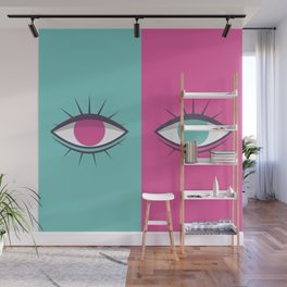 Cotton Eye Candy Wall Mural