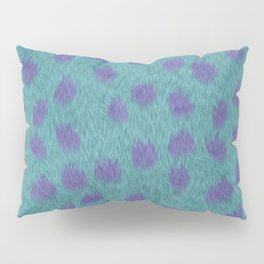 Sully Fur Monsters Inc Inspired Pillow Sham