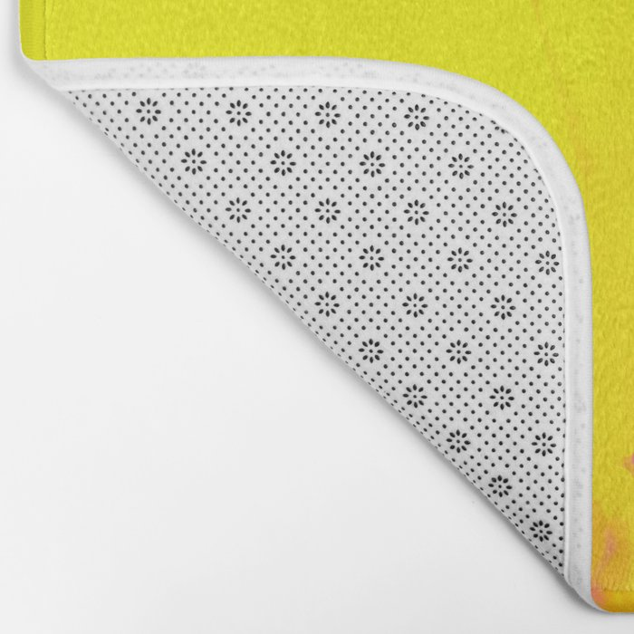 Bright Sunny Morning Bath Mat
