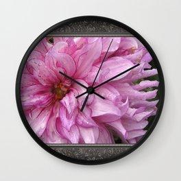 Dahlia named Annette C. Wall Clock