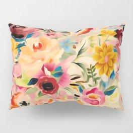 Picnic Blooms Pillow Sham