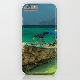 Longboat iPhone Case