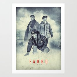 Fargo - The Series Art Print