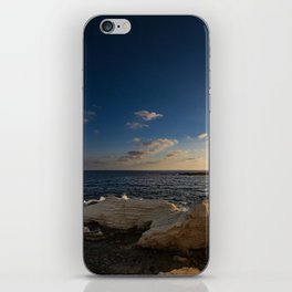 Golden Light iPhone Skin