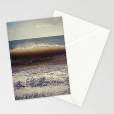 Azure Horses Stationery Cards