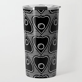 Planchette Pattern Travel Mug