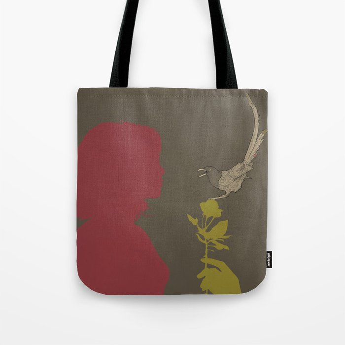 Toma Un Flor Tote Bag