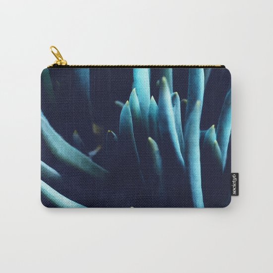 alien plants Carry-All Pouch