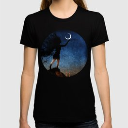 give the moon a little kiss for me T-shirt