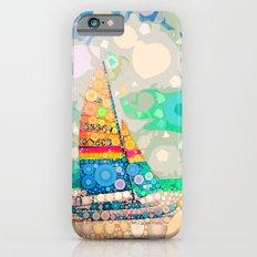 Siesta Key, FL - Sailing Slim Case iPhone 6s