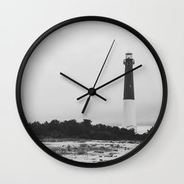 Guide Me to Shore Wall Clock