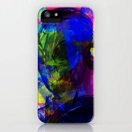 Robo Daze iPhone Case