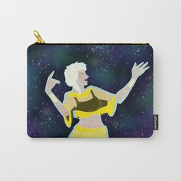 Under Stars Carry-All Pouch