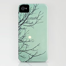 Holding the moon iPhone (4, 4s) Slim Case