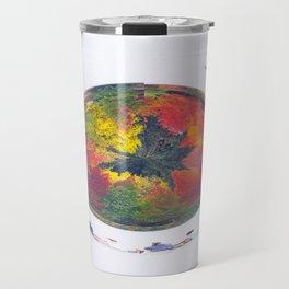 Autumn Circle Travel Mug