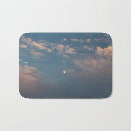 Cotton Candy Skies & Moon Bath Mat