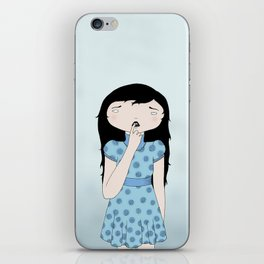 Voices iPhone Skin
