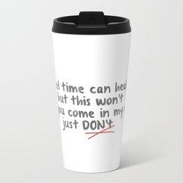 TS Bad Blood Travel Mug