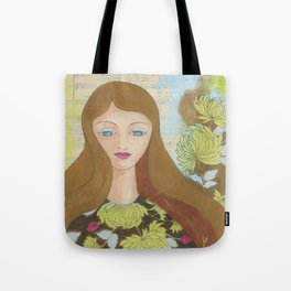 Everything is ok Tote Bag