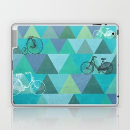 Tour de'Triangle Laptop & iPad Skin