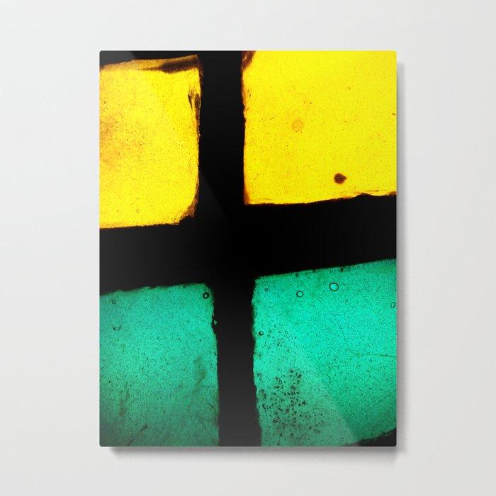 Light and Color III Metal Print