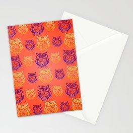 Owl Nation Stationery Cards