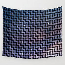 Houndstooth Nebula Wall Tapestry