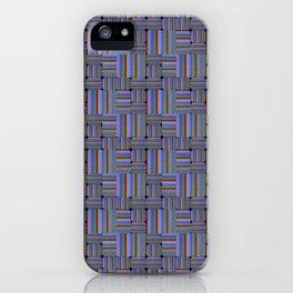 SUITE BLEUE iPhone Case