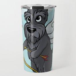 Cupid Scottish Terrier Travel Mug