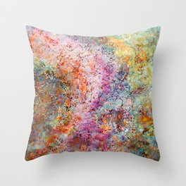 Special moment Throw Pillow