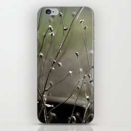 Wild Heather iPhone Skin
