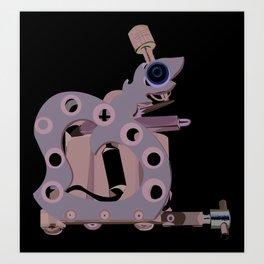 Machine one Art Print