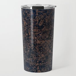 Constellations of the Northern Hemisphere Travel Mug