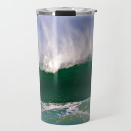 Windy Wave Travel Mug