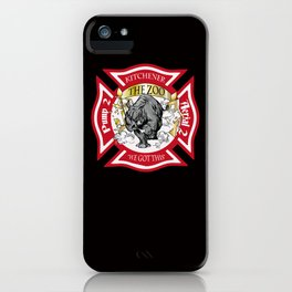 Station 2, We Got This RED iPhone Case